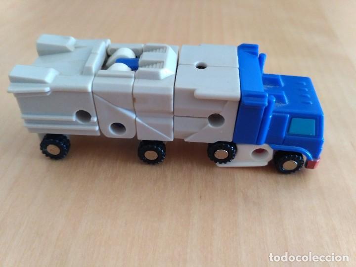 Figuras y Muñecos Transformers: Lote 4 figuras dobles Mini Transformer - Hasbro Takara años 80 - 90 - Foto 9 - 115922795