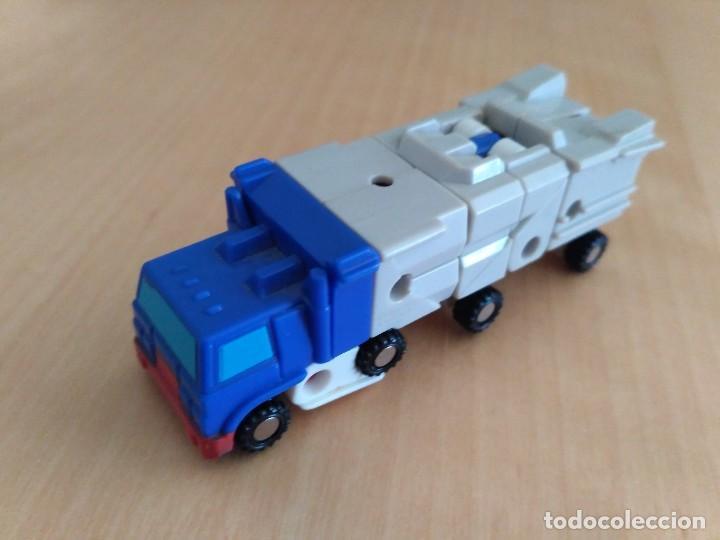 Figuras y Muñecos Transformers: Lote 4 figuras dobles Mini Transformer - Hasbro Takara años 80 - 90 - Foto 10 - 115922795