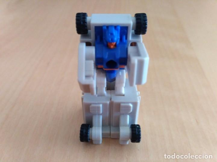 Figuras y Muñecos Transformers: Lote 4 figuras dobles Mini Transformer - Hasbro Takara años 80 - 90 - Foto 14 - 115922795