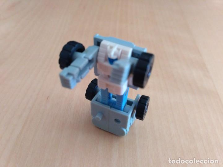 Figuras y Muñecos Transformers: Lote 4 figuras dobles Mini Transformer - Hasbro Takara años 80 - 90 - Foto 22 - 115922795