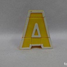 Figuras y Muñecos Transformers: LETRA ROBOT, ALPHABOTS. Lote 116969607