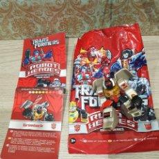 Figuras y Muñecos Transformers: TRANSFORMERS ROBOT HEROES GRIMLOCK. Lote 117528671