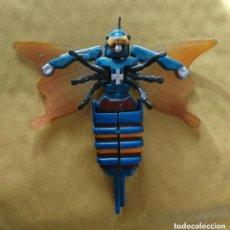 Figuras y Muñecos Transformers: RAREZA COLECCIONISTAS ANTIGUO ROBOT TRANSFORMERS AVISPA INSECTO ORIGINAL AÑOS 80 . Lote 117636799