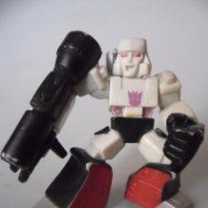 Figuras y Muñecos Transformers: TRANSFORMERS ROBOT HEROES MEGATRON HASBRO 2006. Lote 119571735