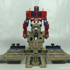 Figuras y Muñecos Transformers: OPTIMUS PRIME POWERMASTER - TRANSFORMERS GENERACIÓN 1 - HASBRO TAKARA 1988. Lote 120844819