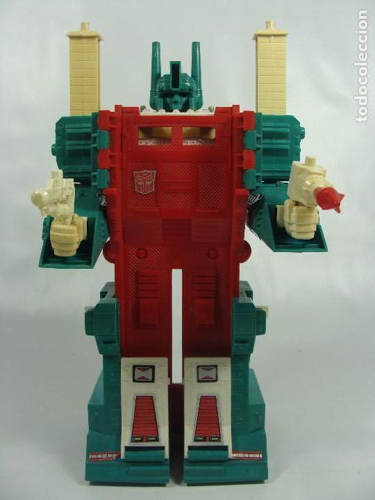 Figuras y Muñecos Transformers: Ultra Magnus - Hermano de Optimus Prime - Transformers Generación 1 - Hasbro Takara 1986 - Foto 3 - 120997443