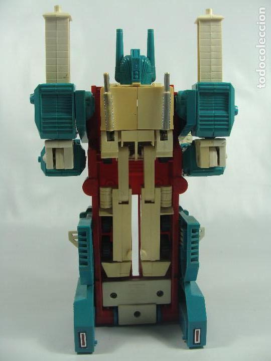 Figuras y Muñecos Transformers: Ultra Magnus - Hermano de Optimus Prime - Transformers Generación 1 - Hasbro Takara 1986 - Foto 4 - 120997443