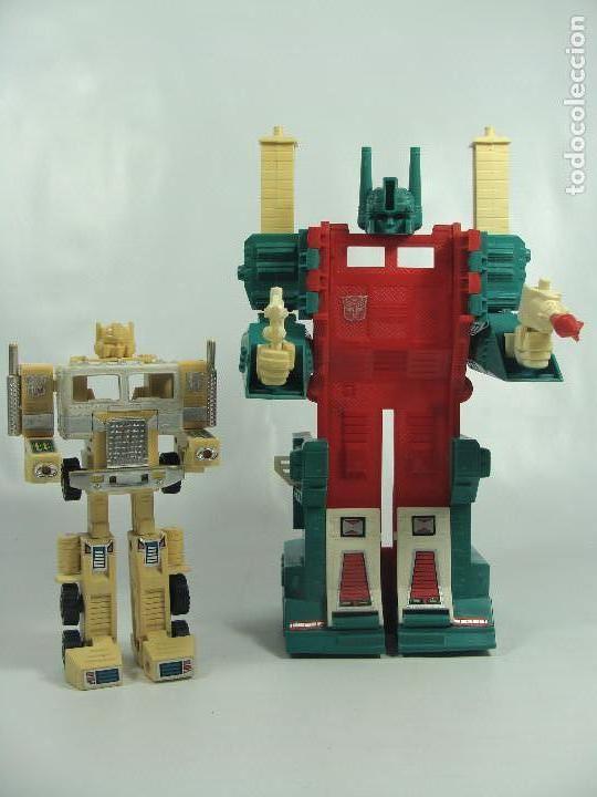 Figuras y Muñecos Transformers: Ultra Magnus - Hermano de Optimus Prime - Transformers Generación 1 - Hasbro Takara 1986 - Foto 5 - 120997443