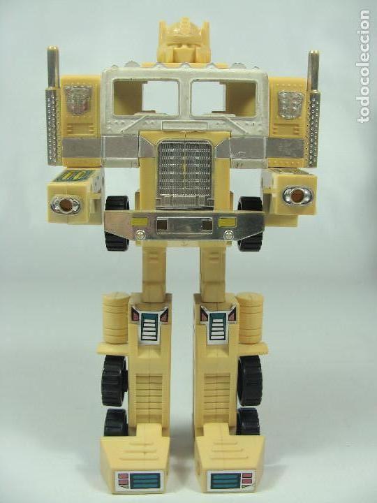 Figuras y Muñecos Transformers: Ultra Magnus - Hermano de Optimus Prime - Transformers Generación 1 - Hasbro Takara 1986 - Foto 6 - 120997443