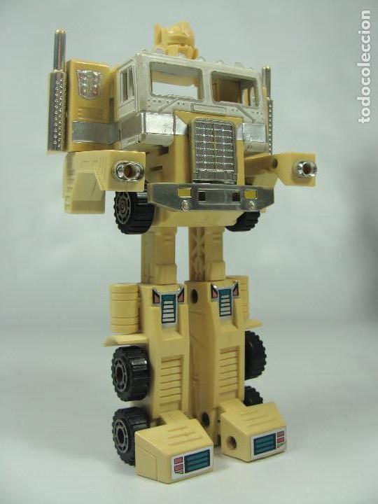 Figuras y Muñecos Transformers: Ultra Magnus - Hermano de Optimus Prime - Transformers Generación 1 - Hasbro Takara 1986 - Foto 7 - 120997443