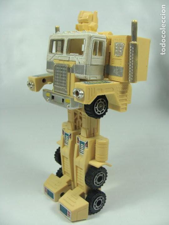 Figuras y Muñecos Transformers: Ultra Magnus - Hermano de Optimus Prime - Transformers Generación 1 - Hasbro Takara 1986 - Foto 8 - 120997443