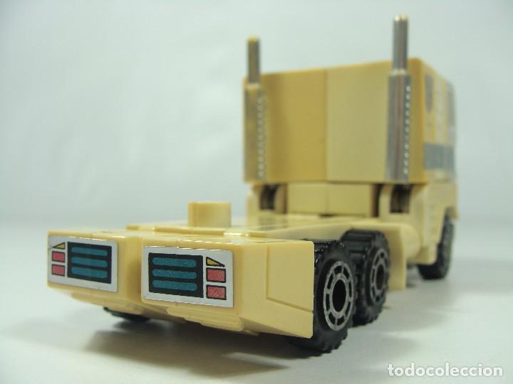 Figuras y Muñecos Transformers: Ultra Magnus - Hermano de Optimus Prime - Transformers Generación 1 - Hasbro Takara 1986 - Foto 13 - 120997443