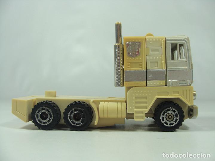 Figuras y Muñecos Transformers: Ultra Magnus - Hermano de Optimus Prime - Transformers Generación 1 - Hasbro Takara 1986 - Foto 14 - 120997443
