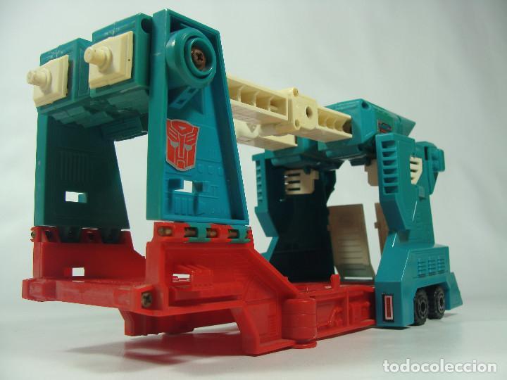 Figuras y Muñecos Transformers: Ultra Magnus - Hermano de Optimus Prime - Transformers Generación 1 - Hasbro Takara 1986 - Foto 16 - 120997443