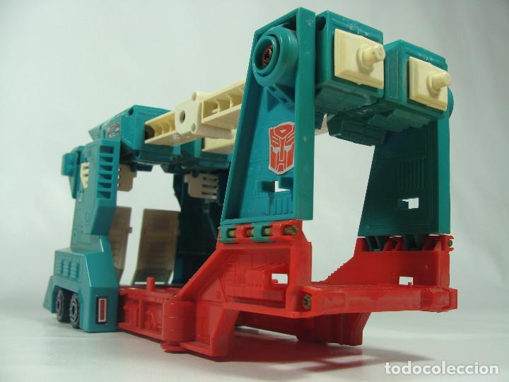Figuras y Muñecos Transformers: Ultra Magnus - Hermano de Optimus Prime - Transformers Generación 1 - Hasbro Takara 1986 - Foto 17 - 120997443