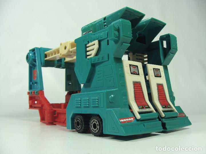 Figuras y Muñecos Transformers: Ultra Magnus - Hermano de Optimus Prime - Transformers Generación 1 - Hasbro Takara 1986 - Foto 20 - 120997443