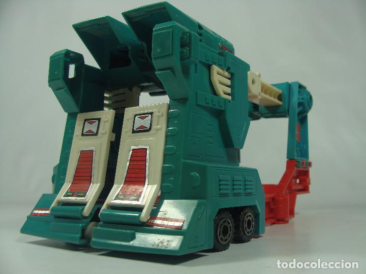 Figuras y Muñecos Transformers: Ultra Magnus - Hermano de Optimus Prime - Transformers Generación 1 - Hasbro Takara 1986 - Foto 21 - 120997443