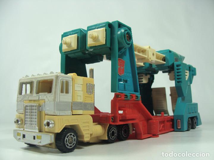 Figuras y Muñecos Transformers: Ultra Magnus - Hermano de Optimus Prime - Transformers Generación 1 - Hasbro Takara 1986 - Foto 22 - 120997443