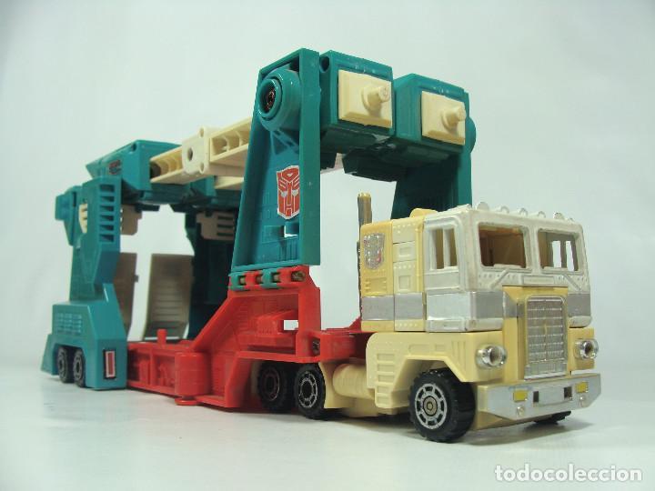 Figuras y Muñecos Transformers: Ultra Magnus - Hermano de Optimus Prime - Transformers Generación 1 - Hasbro Takara 1986 - Foto 23 - 120997443