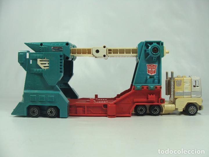Figuras y Muñecos Transformers: Ultra Magnus - Hermano de Optimus Prime - Transformers Generación 1 - Hasbro Takara 1986 - Foto 24 - 120997443
