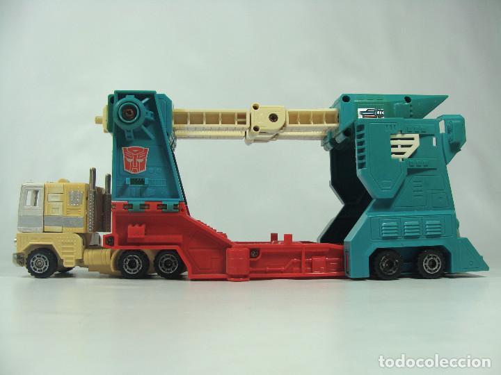 Figuras y Muñecos Transformers: Ultra Magnus - Hermano de Optimus Prime - Transformers Generación 1 - Hasbro Takara 1986 - Foto 25 - 120997443