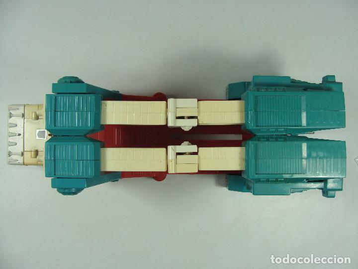 Figuras y Muñecos Transformers: Ultra Magnus - Hermano de Optimus Prime - Transformers Generación 1 - Hasbro Takara 1986 - Foto 26 - 120997443