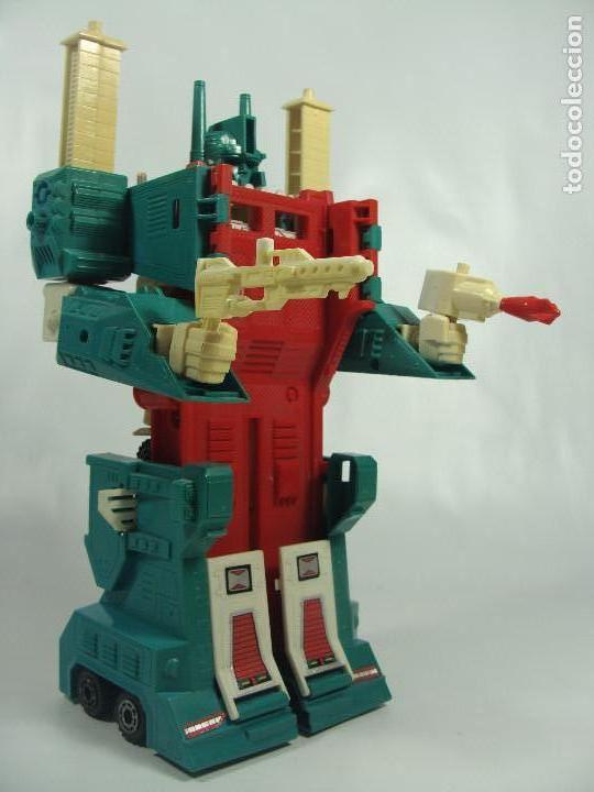 ULTRA MAGNUS - HERMANO DE OPTIMUS PRIME - TRANSFORMERS GENERACIÓN 1 - HASBRO TAKARA 1986 (Juguetes - Figuras de Acción - Transformers)