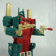 Figuras y Muñecos Transformers: ULTRA MAGNUS - HERMANO DE OPTIMUS PRIME - TRANSFORMERS GENERACIÓN 1 - HASBRO TAKARA 1986. Lote 120997443