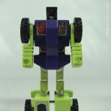 Figuras y Muñecos Transformers: SCRAPPER - DEVASTATOR CONSTRUCTICONS SET - TRANSFORMERS GENERACIÓN 1 - HASBRO TAKARA 1985. Lote 121001211