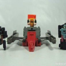 Figuras y Muñecos Transformers: OVERLOAD MICROMASTERS SET - TRANSFORMERS GENERACIÓN 1 - HASBRO TAKARA 1989. Lote 121003207