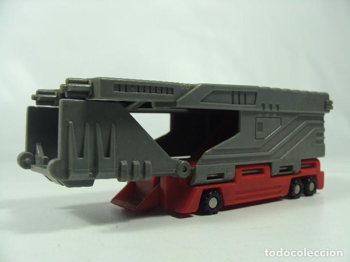 Figuras y Muñecos Transformers: Overload Micromasters set - Transformers Generación 1 - Hasbro Takara 1989 - Foto 5 - 121003207