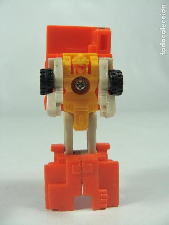 Figuras y Muñecos Transformers: Overload Micromasters set - Transformers Generación 1 - Hasbro Takara 1989 - Foto 6 - 121003207