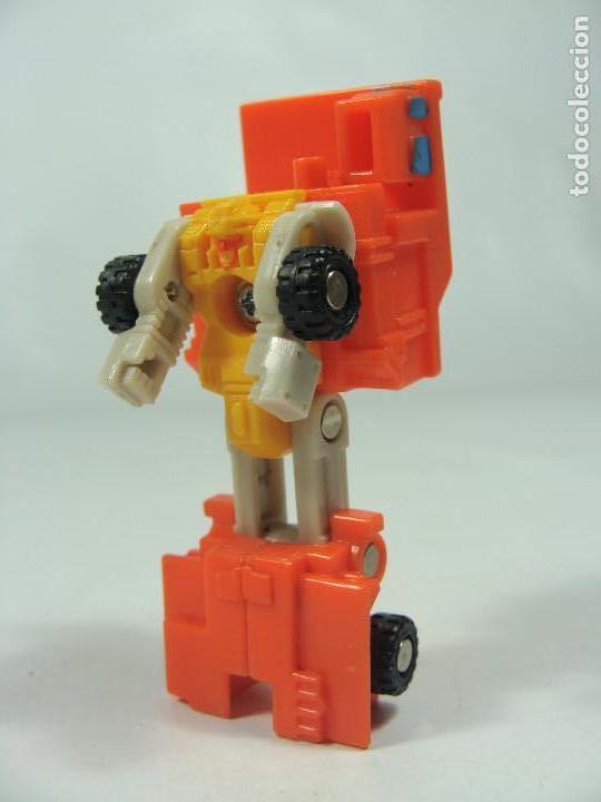 Figuras y Muñecos Transformers: Overload Micromasters set - Transformers Generación 1 - Hasbro Takara 1989 - Foto 7 - 121003207