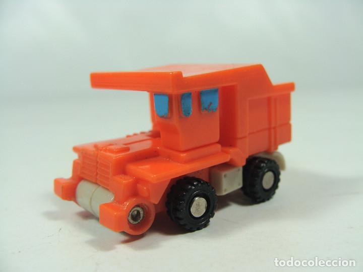 Figuras y Muñecos Transformers: Overload Micromasters set - Transformers Generación 1 - Hasbro Takara 1989 - Foto 8 - 121003207
