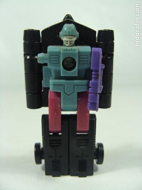 Figuras y Muñecos Transformers: Overload Micromasters set - Transformers Generación 1 - Hasbro Takara 1989 - Foto 9 - 121003207