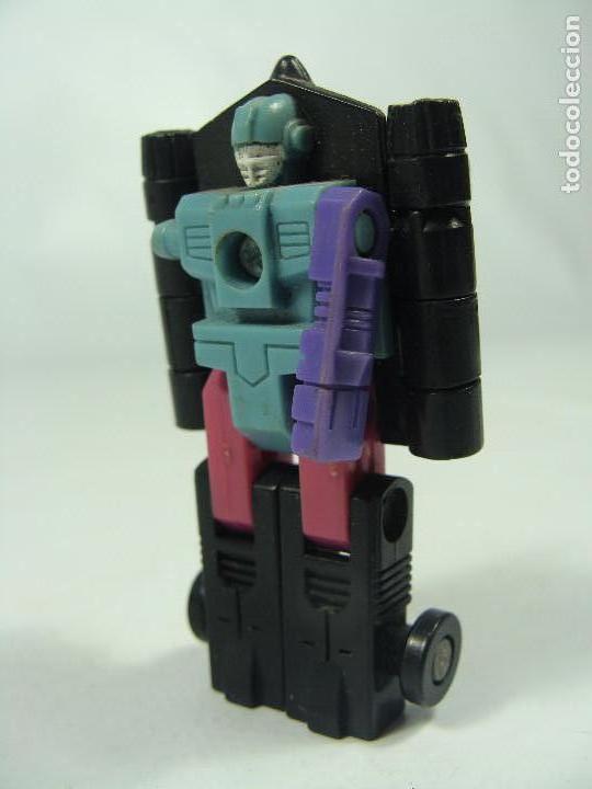 Figuras y Muñecos Transformers: Overload Micromasters set - Transformers Generación 1 - Hasbro Takara 1989 - Foto 10 - 121003207