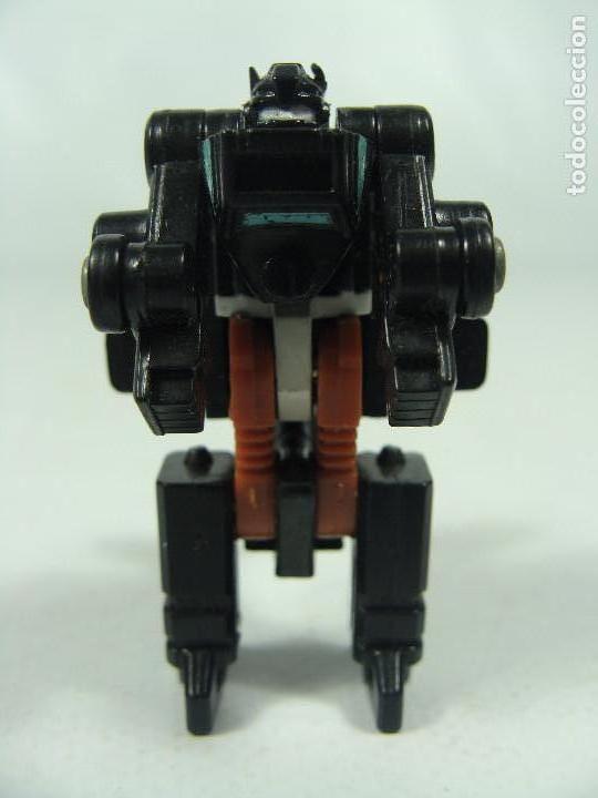 Figuras y Muñecos Transformers: Overload Micromasters set - Transformers Generación 1 - Hasbro Takara 1989 - Foto 12 - 121003207