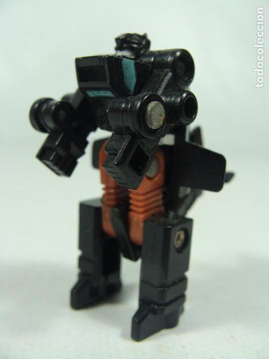 Figuras y Muñecos Transformers: Overload Micromasters set - Transformers Generación 1 - Hasbro Takara 1989 - Foto 13 - 121003207