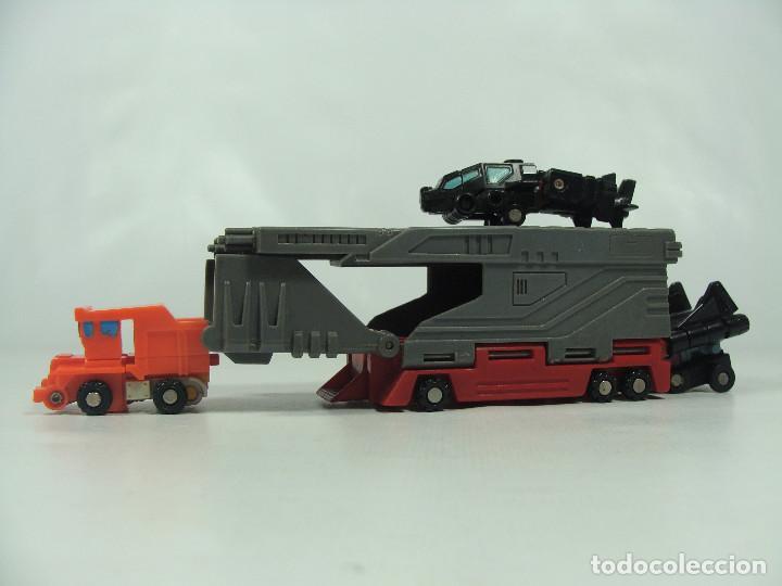 Figuras y Muñecos Transformers: Overload Micromasters set - Transformers Generación 1 - Hasbro Takara 1989 - Foto 15 - 121003207