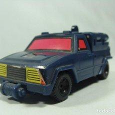 Figuras y Muñecos Transformers: BATTLETRAP - DUOCON - TRANSFORMERS GENERACIÓN 1 - HASBRO TAKARA 1987. Lote 121005691