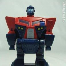 Figuras y Muñecos Transformers: OPTIMUS PRIME JUMPSTARTER - TRANSFORMERS ANIMATED MCDONALDS 2005 EXCLUSIVO LATINOAMERICA DIFICIL - B. Lote 121010491