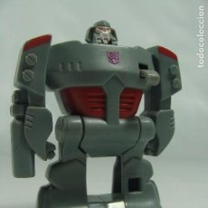 Figuras y Muñecos Transformers: MEGATRON JUMPSTARTER - TRANSFORMERS ANIMATED MCDONALDS 2005 EXCLUSIVO LATINOAMERICA DIFICIL. Lote 121011187