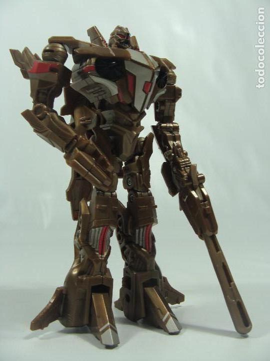 Figuras y Muñecos Transformers: Starscream Protoform Deluxe Class - Transformers The Movie - Hasbro/Takara 2006 - Foto 2 - 121056007