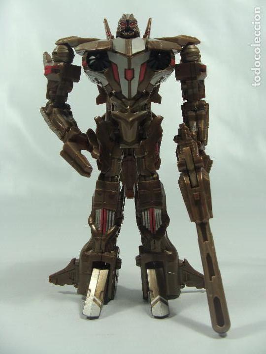 Figuras y Muñecos Transformers: Starscream Protoform Deluxe Class - Transformers The Movie - Hasbro/Takara 2006 - Foto 3 - 121056007