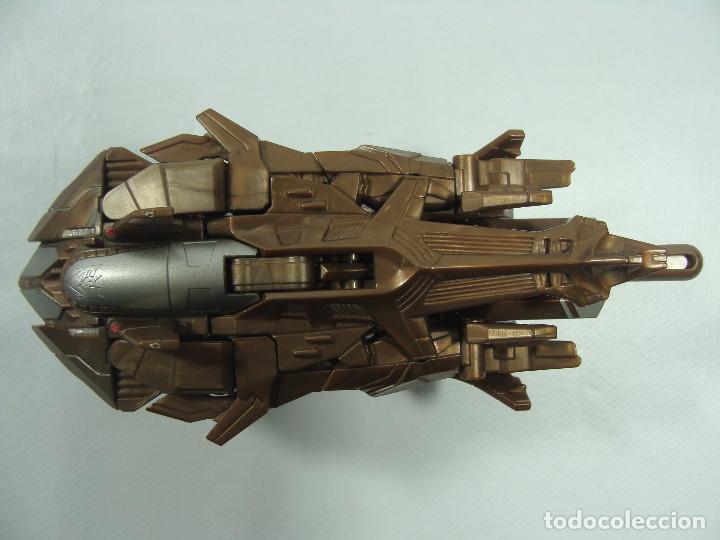Figuras y Muñecos Transformers: Starscream Protoform Deluxe Class - Transformers The Movie - Hasbro/Takara 2006 - Foto 9 - 121056007