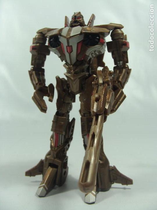 STARSCREAM PROTOFORM DELUXE CLASS - TRANSFORMERS THE MOVIE - HASBRO/TAKARA 2006 (Juguetes - Figuras de Acción - Transformers)