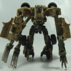 Figuras y Muñecos Transformers: BONECRUSHER DELUXE CLASS - TRANSFORMERS THE MOVIE - HASBRO/TAKARA 2006. Lote 121058651