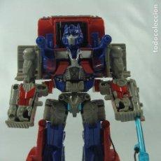 Figuras y Muñecos Transformers: OPTIMUS PRIME POWER HOOK - TRANSFORMERS THE MOVIE - HASBRO/TAKARA 2006. Lote 121062627