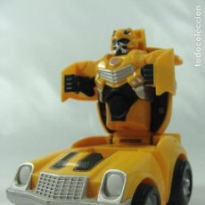Figuras y Muñecos Transformers: BUMBLEBEE CYBER SLAMMERS - TRANSFORMERS THE MOVIE - HASBRO/TAKARA 2006. Lote 121065695