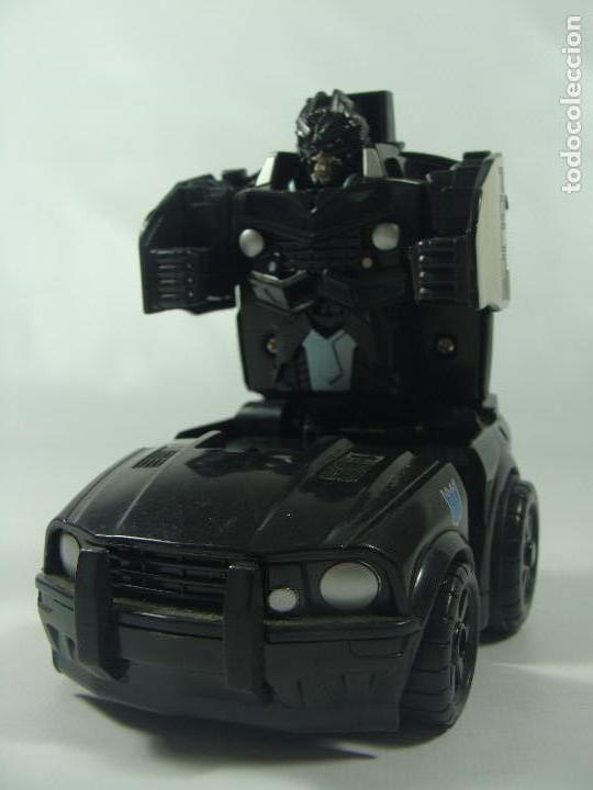 BARRICADE CYBER SLAMMERS - TRANSFORMERS THE MOVIE - HASBRO/TAKARA 2006 (Juguetes - Figuras de Acción - Transformers)